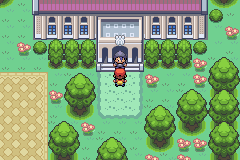 Pokemon Aureolin GBA ROM Hacks