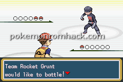 Pokemon Aurora Fire Red GBA ROM Hacks