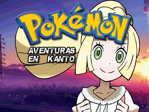 Pokemon Aventuras en Kanto RMXP Hacks