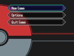 Pokemon Axis Screenshot