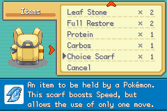 Pokemon Balanced Edition Screenshot