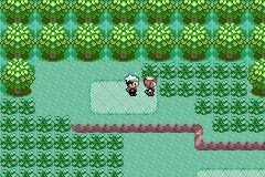 Pokemon Battle Labyrinth GBA ROM Hacks