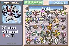 Pokemon Battle Ultimate Screenshot