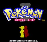 Pokemon Battleship GBC ROM Hacks