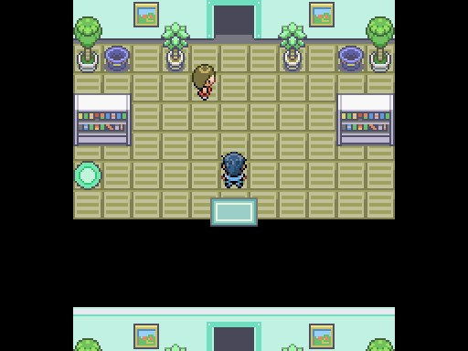 Pokemon BioTerror (Chapter 1) Screenshot
