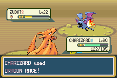 Pokemon Blazing Screenshot