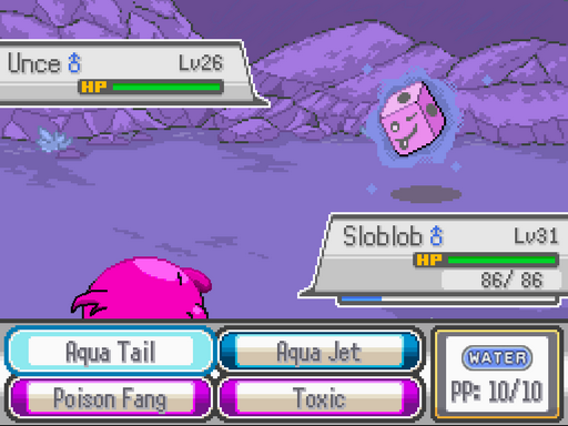 Pokemon Blobsanity Screenshot