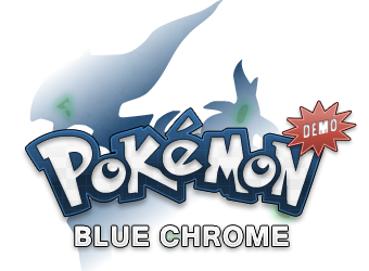 Pokemon Blue Chrome GBA ROM Hacks