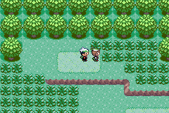 Pokemon Blue Ice Mx Screenshot