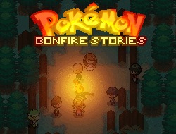 Pokemon Bonfire Stories Screenshot