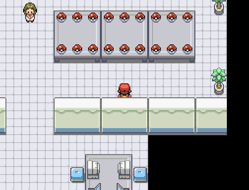 Pokemon Brimstone Screenshot