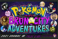 Pokemon Brunocity Adventures GBA ROM Hacks