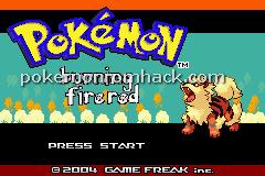 Pokemon Burning FireRed GBA ROM Hacks