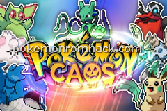 Pokemon CAOS GBA ROM Hacks