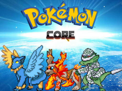 Pokemon CORE! RMXP Hacks