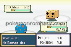 Pokemon Caelus Screenshot