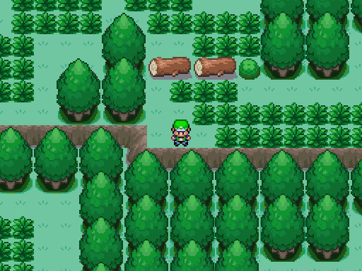 Pokemon Cannabis Edition Screenshot