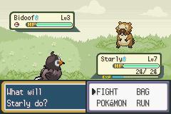 Pokemon Ceil Screenshot