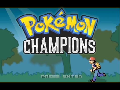 Pokemon Champions Screenshot