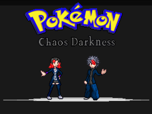 Pokemon Chaos Darkness RMXP Hacks