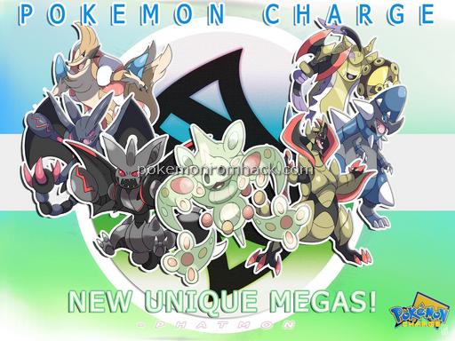 Pokemon Charge Screenshot