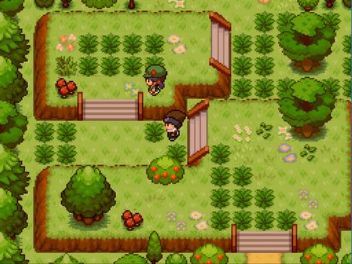 Pokemon Clandestine Screenshot