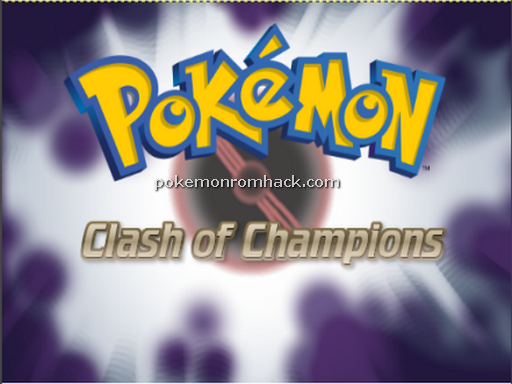 Pokemon: Clash of Champions RMXP Hacks