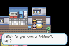 Pokemon Colossal Version GBA ROM Hacks
