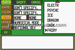 Pokemon Conversion Emerald GBA ROM Hacks