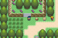 Pokemon Coral GBA ROM Hacks
