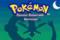 Pokemon CosmicEmerald Version GBA ROM Hacks
