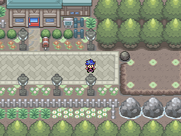 Pokemon Cosmos Screenshot