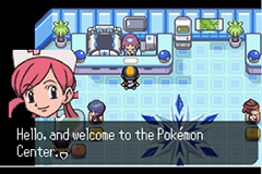 Pokemon Dark Realm GBA ROM Hacks
