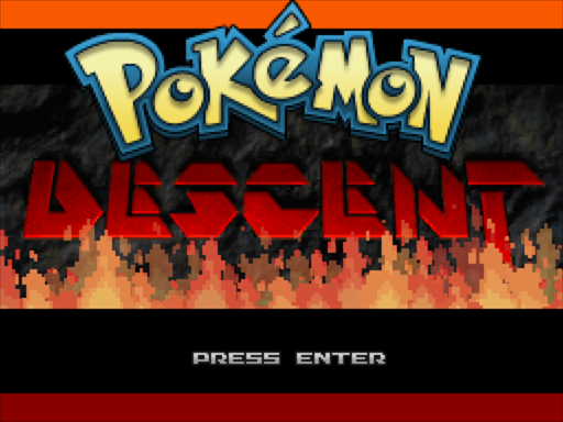 Pokemon Descent RMXP Hacks