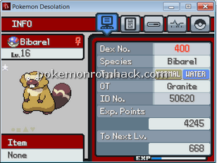 Pokemon Desolation RMXP Hacks
