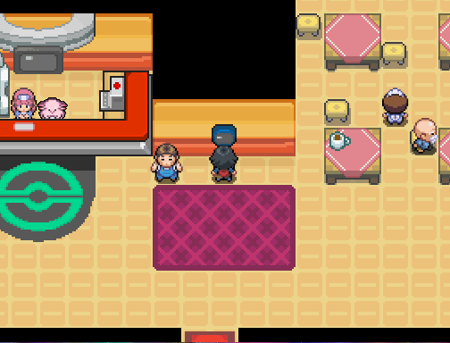 Pokemon Dimensions: Jadeite and Painite Screenshot