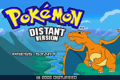 Pokemon Distant GBA ROM Hacks