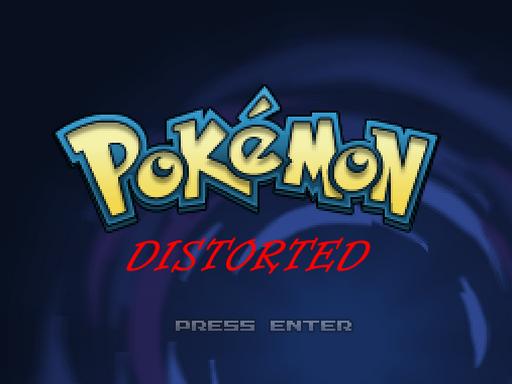 Pokemon Distorted RMXP Hacks