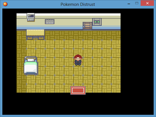 Pokemon Distrust Screenshot
