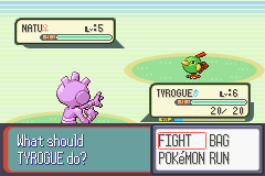 Pokemon Double Battle GBA ROM Hacks