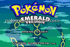 Pokemon Double Emerald GBA ROM Hacks