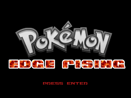 Pokemon Edge Rising RMXP Hacks