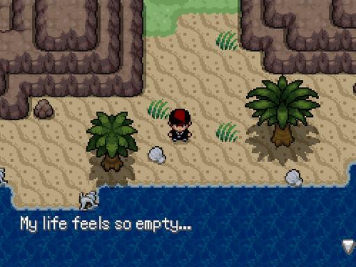 Pokemon Edge Rising Screenshot