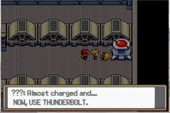 Pokemon Electrux Screenshot