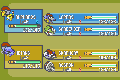 Pokemon Emerald Forces GBA ROM Hacks