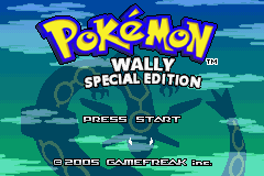 Pokemon Emerald - Wally Version GBA ROM Hacks