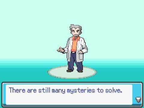 Pokemon: Entropy Screenshot