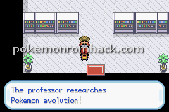 Pokemon Eon Version GBA ROM Hacks