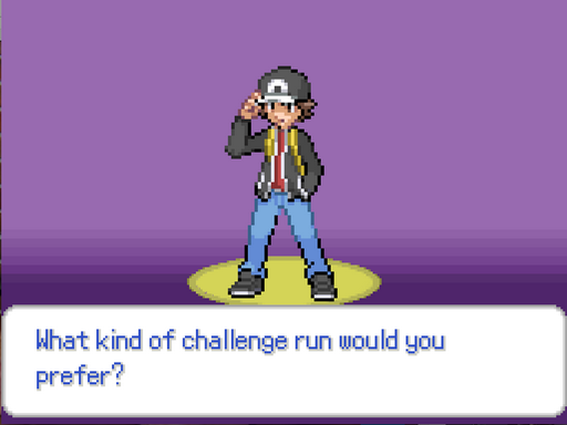 Pokemon Epsilon: Return to the Vesryn Region Screenshot