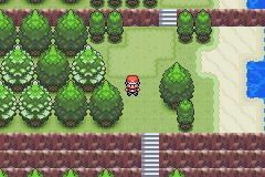 Pokemon Eterna Noche de Luna Screenshot